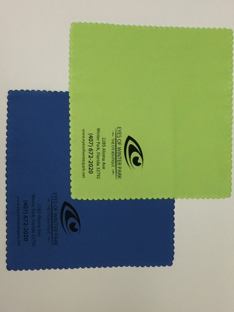 Micro Fiber Cleaning Cloths